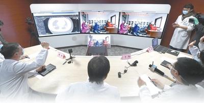 互联网诊疗 今春加速跑(人民眼·互联网+医疗)